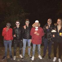 Halloweentocht 2017